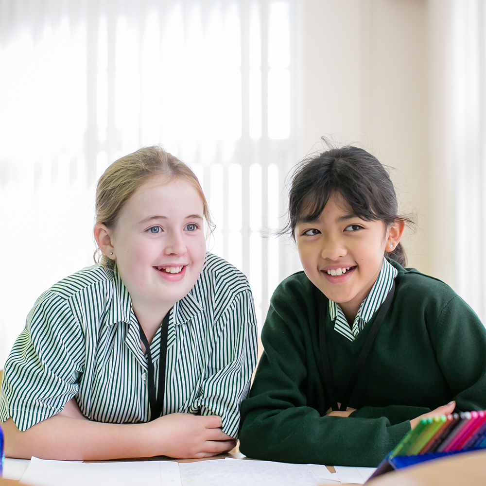 Downe House small classes