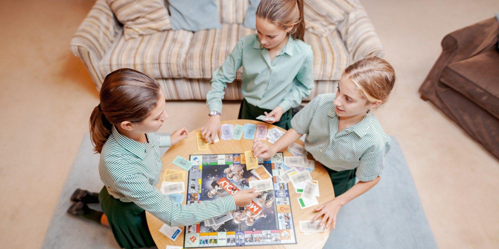 DHM Board games