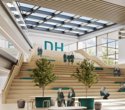 DHSM Atrium