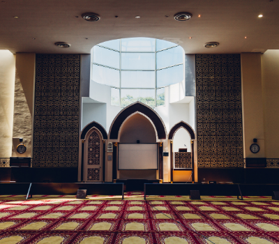 DHM Prayer room