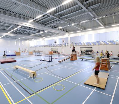 DHM Sports hall